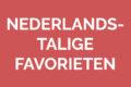 De beste Nederlandstalige romans